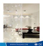 O ácido gravado/imprimiu/modelado/arte/vidro do espelho como o vidro da decoração
