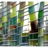 Doble Vidrio vidrio templado para la construcción de vidrio (JINBO)