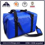 Wasserdichtes Vinyl Picnic Soft Cooler Bag für Camping Fishing