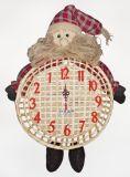 Horloge de paille