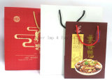 La impresión de papel comercial Hand-Bag personalizado