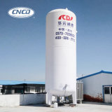 Planta de CO2 líquido do tanque de armazenamento criogénico