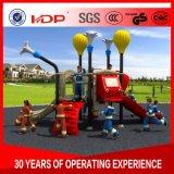 Apparatuur van de Speelplaats van de Kinderen van Huadong de Prachtige Plastic Openlucht met Dia