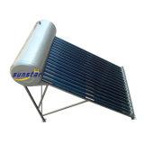 ステンレス鋼の太陽給湯装置