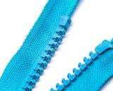 Vislon Zipper com fita azul da cor e da inércia/Qualidade Superior