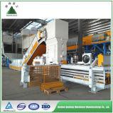Bouteille hydraulique, le papier compacté compress//Ramasseuse-presse avec un faible prix de la machine