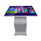 55'' Floorstanding Señalización digital con pantalla táctil todo en un Kiosco