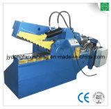 CE を使用したワニ口金属切削機