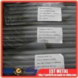 Ligas de titânio Grau 5 da liga Ti-6Al-4V as hastes de titânio para venda