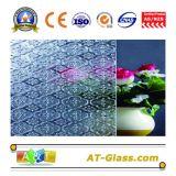 3-8mm gerolltes Glas-/gekopiertes Glas verwendet für Gebäude-Fenster, usw.