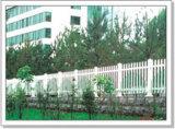 PVC-Stahl-Zaun