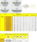 Cutoutil Fma08-063-A22-Se13-05 pour Hardmetal en acier appariant les outils de fraisage normaux