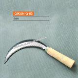 Деревянный серп ручки Q-53 с зубом
