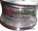 Verstärkte Graphitverpackung mit Inconel Draht (HY-S220W)