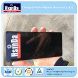 Enduit lustré élevé de poudre d'effet de miroir de noir d'aperçu gratuit de fournisseur de la Chine