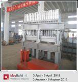 De Lopende band van het Blok van het gips In de Bouwmaterialen van de Fabriek