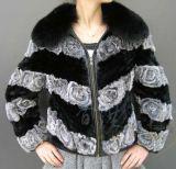 Мех куртка -02