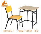 Mobilier scolaire/bureau et présidence simples de salle de classe