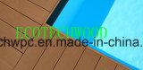 Uitbreiding met hoge weerstand & Lage WPC Decking met Fsc, ISO, de Certificatie van Ce