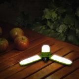 Lanterne imperméable à l'eau d'éclairage LED de lanterne rechargeable &Solar compressible portative de l'éclairage LED USB pour se déplacer/camper/augmentant