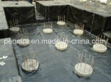 membrana impermeable de goma BS 6920 de la anchura EPDM de los 21m