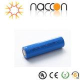 La potenza della batteria del litio fornisce 18650 2500mAh ricaricabili per la Banca di potere