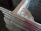 Andamios Layher fachada de acero rápido para fácil configuración