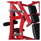 El equipo de la fuerza de martillo/Equipamiento de gimnasio/equipos de gimnasio de la norma ISO-lateral de tórax /Volver
