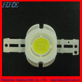 10W Blanco LED de alta potencia de forma redonda (800-900LM)