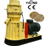 Die presse à granulés plat (avec ce SGS Certificat ISO9001)