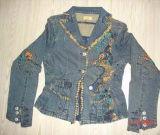 Jeans, chaqueta (E21)