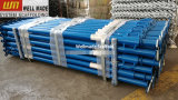 構築の平板形式作業調節可能な鋼鉄支柱の型枠