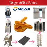 Linha de produção da planta do pão francês do Baguette do jogo completo