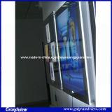 Détection de la signalisation à LED ultra-fin pendaison (GD-SL)