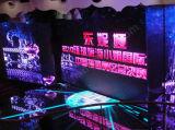 P6mm Wand-Bildschirm der hohen Definition-farbenreicher Innen-LED video