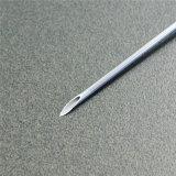 바늘 세륨 ISO TUV SGS GMP 증명서를 가진 주사통 처분할 수 있는 3개 부분 Luer 미끄러짐