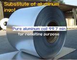 純粋なAluminum Coil Remelting Purposeのための99.7 Min.