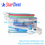 ワックスが付いている歯ブラシのOrthodotnic歯科キット