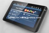 7 pollici 1024*600; RK3066 1.6GHz + il centro + RAM 1GB + 8GB doppi HDD + Bluetooth + HDMI + macchine fotografiche doppie + 5 punti toccano lo schermo capacitivo + WiFi