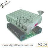 Remplissage de cartouche d'encre pour HP Z6100 Système de flux d'encre