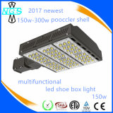 140lm/W LED Shoe Box Lighting Lamp Outdoor