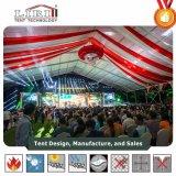50X50mのNegeriaの大きい結婚式の玄関ひさしの音楽祭のテント