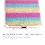 Caisse colorée du type IMD d'arc-en-ciel pour l'iPhone 6