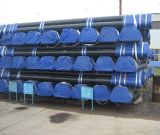 Moyen de transport de liquide de tubes sans soudure en acier au carbone