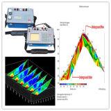 De Tomografie van het elektrische Weerstandsvermogen, Ert, de Weergave van het Weerstandsvermogen, Geografisch het Onderzoeken Instrument, de Meter van het Weerstandsvermogen, Geofysische Apparatuur, de Opsporing van het Grondwater