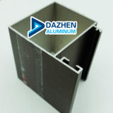 Dazhen fabricación Nuevo diseño de ventana corrediza de aluminio extrusionado de aluminio perfil