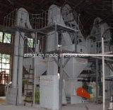La volaille de machines de fabrication d'alimentation de porc de poulet de bétail alimentent la chaîne de production usine d'alimentation de bétail