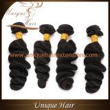 Virgem peruano trama de cabelo