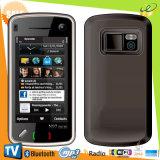 WiFi+Java+TV+FM+teléfono móvil cuatribanda