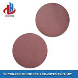 Disques de sablage abrasifs de Velcro de 9 pouces pour les abrasifs métallisés (VD1209)